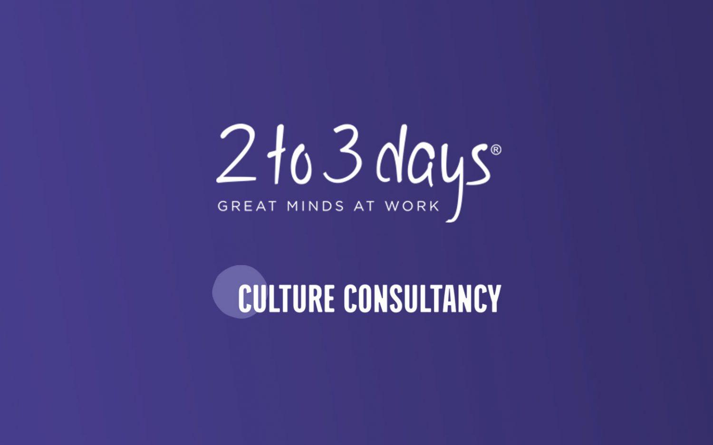Culture Consultancy blog